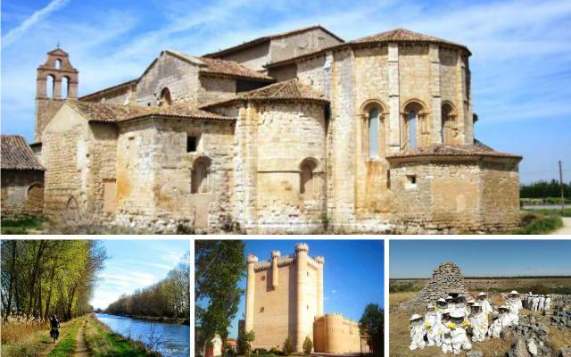 Parajes de la DO. Cigales - Destino Castilla y León