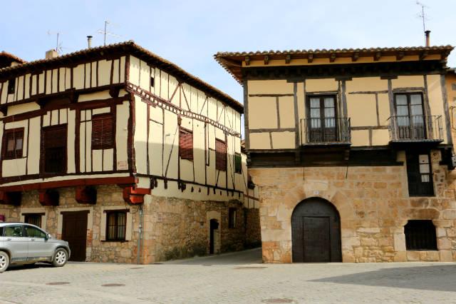 Arquitectura popular de Gumiel de Izán - Destino Castilla y León