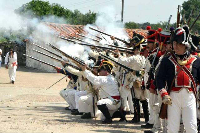 Asedio de Ciudad Rodrigo del año 1810 - Imagen SalamancaTV