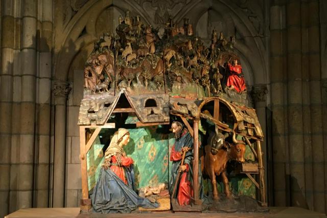 Imagen titular de la Capilla de la Natividad de Belén - Destino Castilla y León