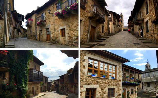Calles del Conjunto histórico artístico de Puebla de Sanabria - Destino Castilla y León