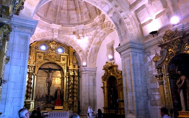 Interior de la erminta de San Cayetano - Destino Castilla y León