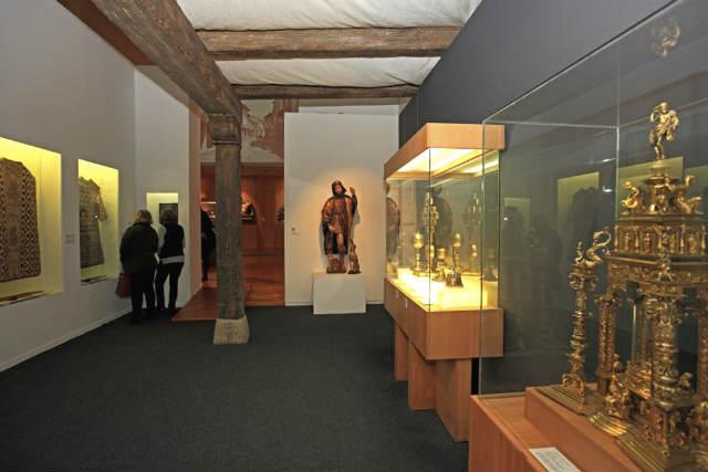 Exposición permanente del Museo de las Ferias - Destino Castilla y León