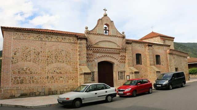 Ermita de Santa María de la Yedra - Destino Castilla y León