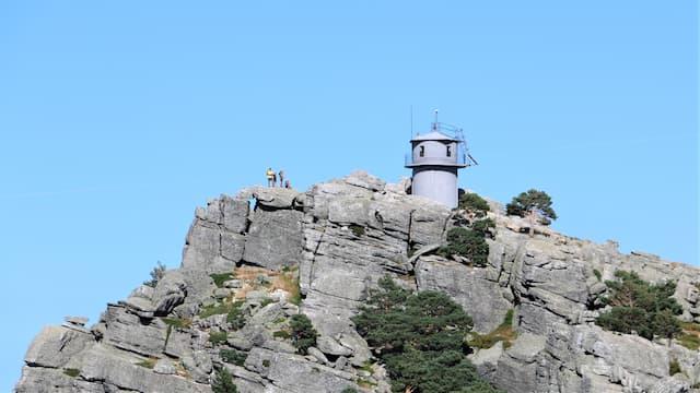 Observatorio de Peña Aguda - Destino Castilla y León