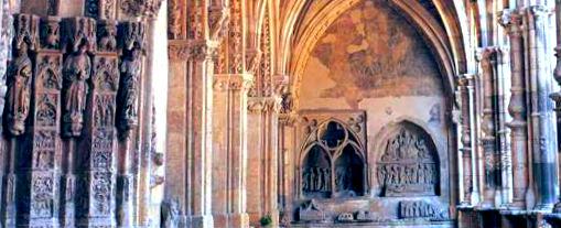 Entrada al Museo catedralicio de León