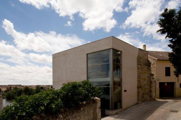 Centro de interpretación de las Ciudad Medievales, sede de las conferencias