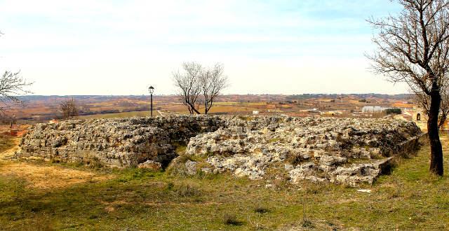 Ruinas del Castillo de Gumiel de Izán - Imagen de Castillo del Olvido