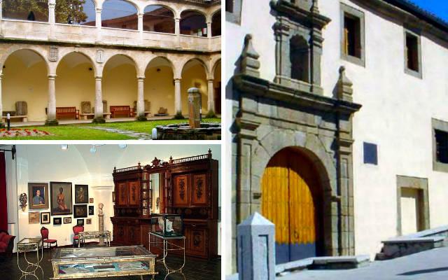 Convento de San Francisco, actualmente Museo Valeriano Salas - Destino Castilla y León