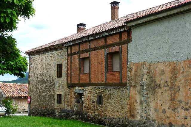 Arquitectura popular de Abejar - Imagen de Ecelan