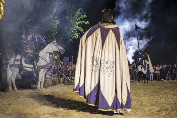 Avila medieval 2017 - Imagen de Miguel A. Munoz Romero