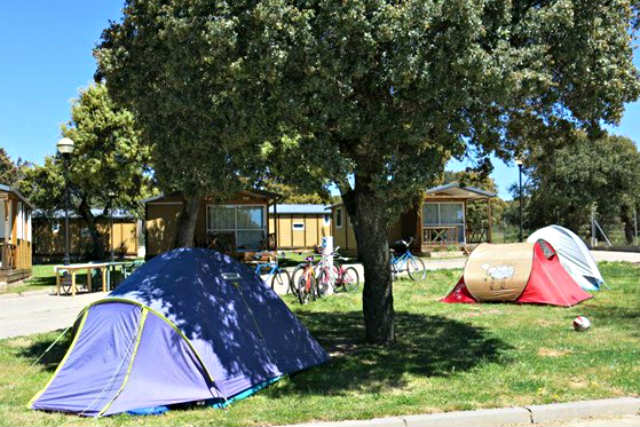 Campings por Castilla y León