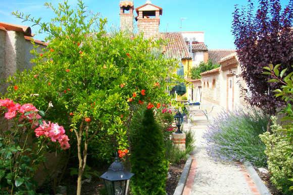 Casa Rural Villa Calera en Rueda - Imagen de la casa rural