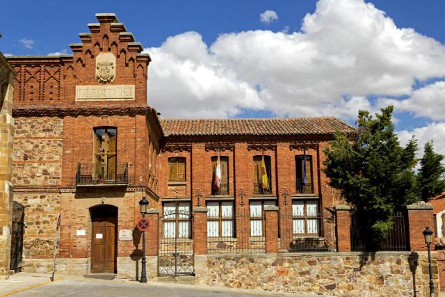 Casa de la Encomienda - Imagen de Cardinalia