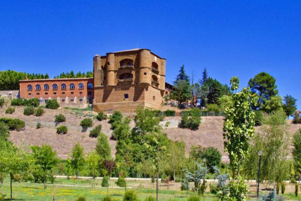 Castillo de Benavente - Imagen de Castillos en el Olvido