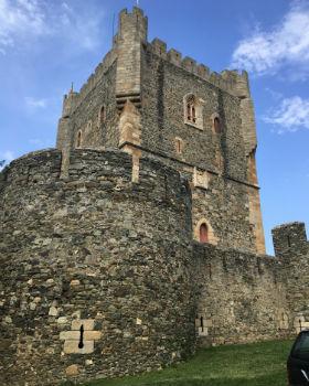 Castillo de Braganza - Imagen de A Tavola con il Conte