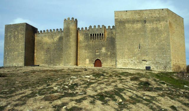 Castillo de Montealegre - Imagen de la Dipt. de Valladolid
