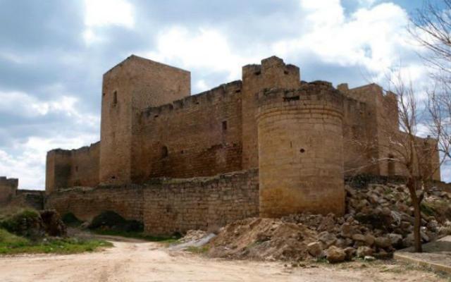 Castillo de Trigueros del Valle - Imagen de Dipt. de Valladolid