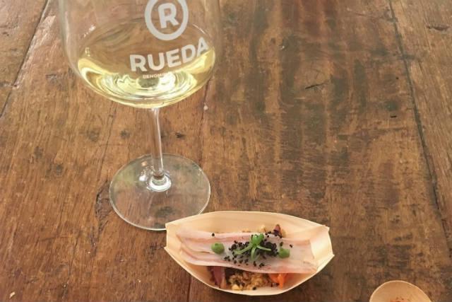 Cata dirigida de vinos - Imagen de la DO.Rueda