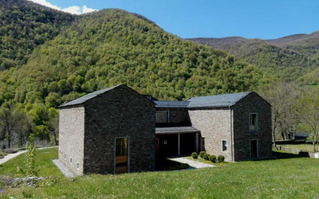 Centro de la Casa del Parque del Urogallo - Imagen de Patrimonio Natural