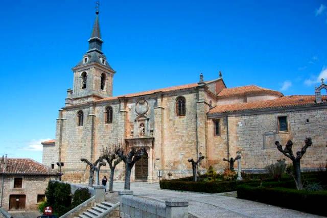 Colegiata de San Pedro de Lerma - Imagen de BurgosConecta