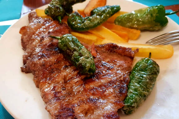 Comer en la Posada el Foro de Rueda - Imagen del establecimiento