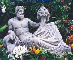 Dios romano Liber Pater - Imagen de Santuariosibericos