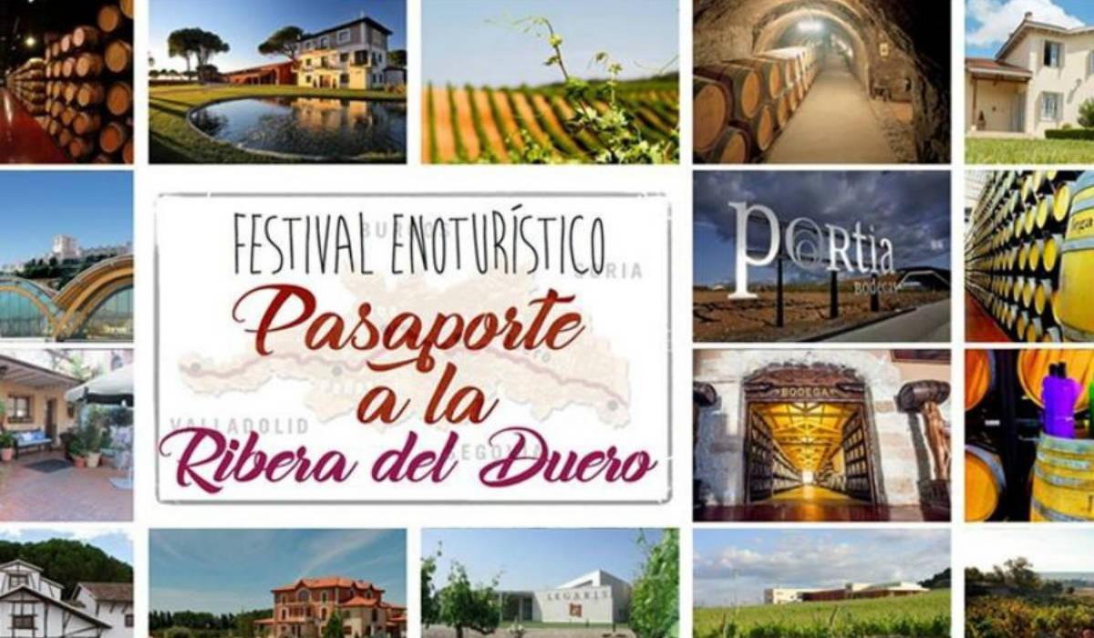 Fetival de enoturismo Pasaporte a la Ribera - Ruta del vino de la Ribera del Duero