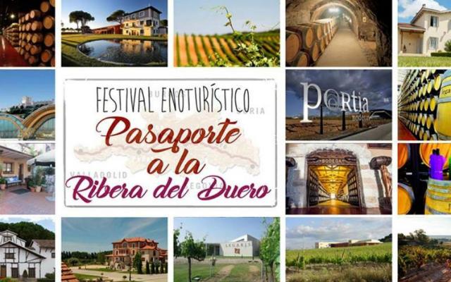 Fetival de enoturismo Pasaporte a la Ribera - imagen de Ruta del Vino de la Ribera del Duero