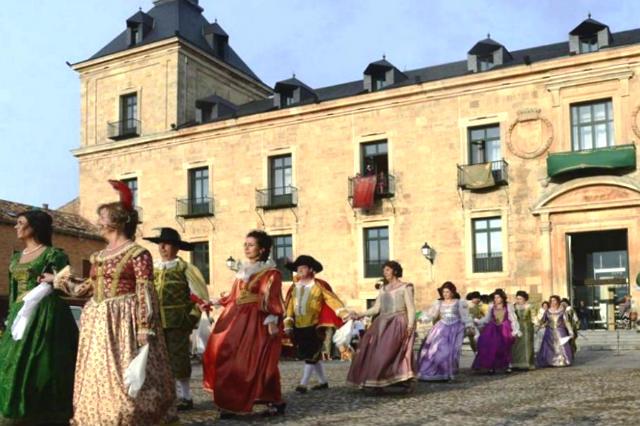 Fiesta barroca de Lerma - Imagen de El Diario de Burgos