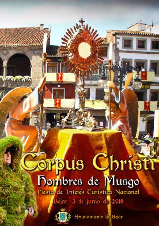 Fiesta del Corpus Christi 2018 - Imagen de Ayto. Bejar