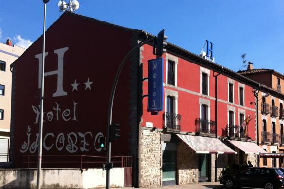 Hotel Jacobeo - Imagen del hotel