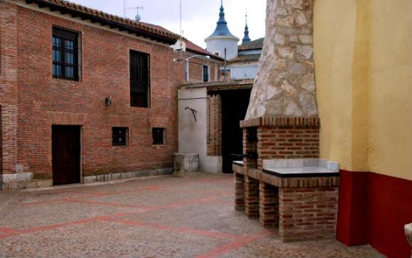 Hotel La Casona De Tia Victoria, en Rueda