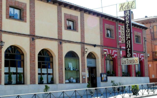 Hotel Los Toreros de Tordesillas - Imagen del hotel