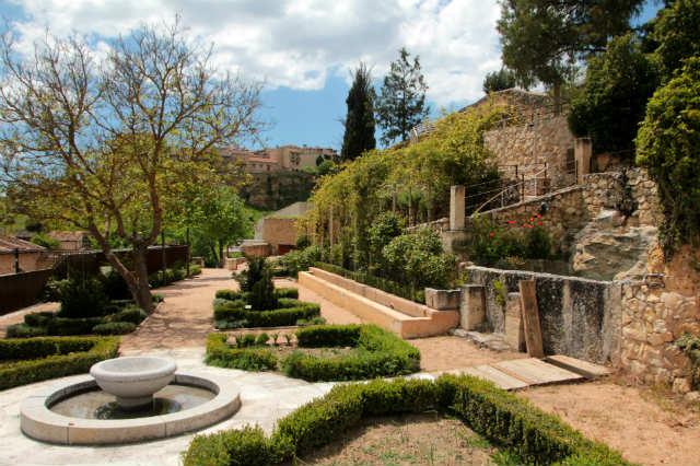 Jardines de San Miguel - Imagen de SegoviaTurismo