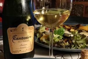 Maridaje del espumoso Cantosan Semiseco - A Tavola con il Conte