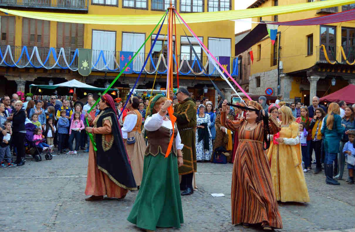 Mercado Medieval de Tordesillas - Imagen de Alberto Poncela