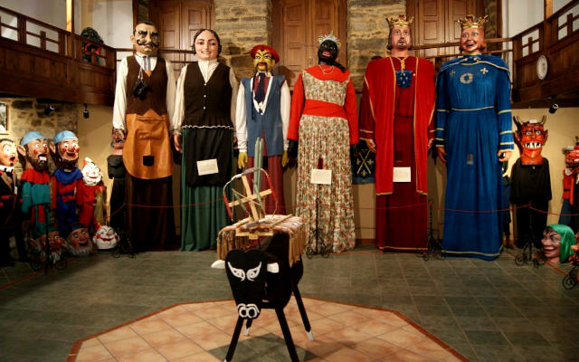 Museo de Gigantes y Cabezudos - Imagen de Viajeropedia