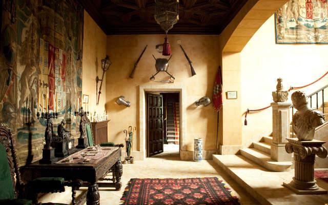 Palacio de Monterrey por dentro - Imagen de Vanity Fair