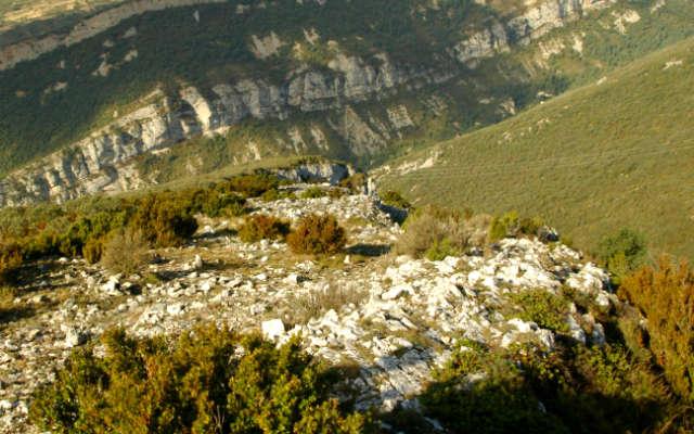 Parque Natural Montes Obarenes - San Zadornil - Imagen de Patrimonio Natural