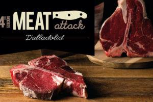 Portada IV Jornadas Meat Attack