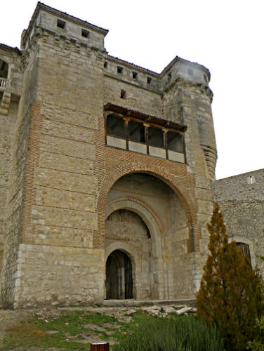 Puerta del Torreon de la Memoria
