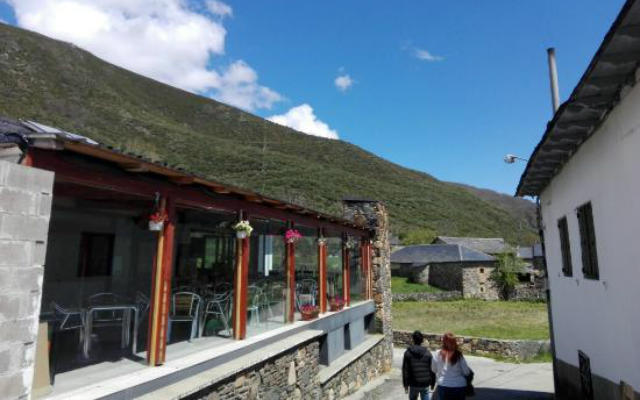 Restaurante El Campillo, en Sosas de Laciana - Imagen del Restaurante