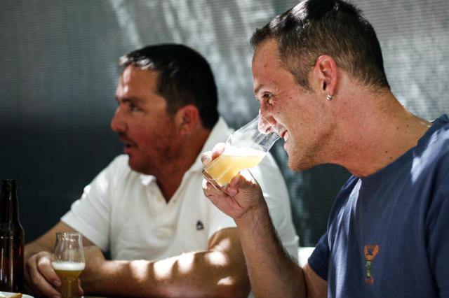 Rondas del concurso de cervezas caseras - Imagen de ACCE