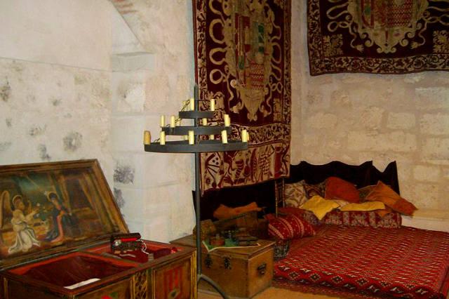 Salas decoradas del castillo - Imagen de Romerin