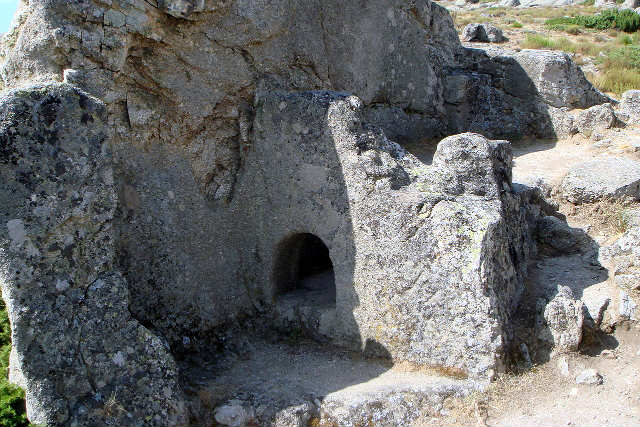 Sauna del Castro de Ulaca - Imagen de Xemenendura
