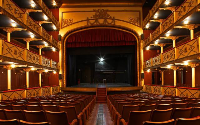 Teatro Reina Sofia de Benavente - Imagen de Cardinalia