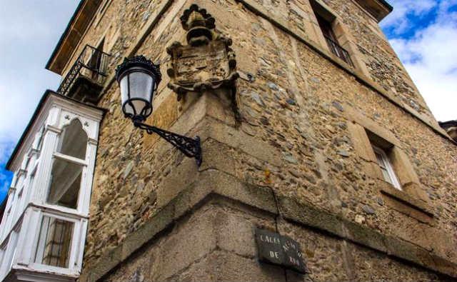 Torre de la Casa-palacio de la familia Cangas Pambley - Imagen de Turismo Molinaseca