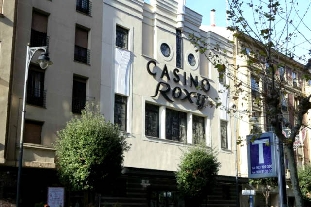 Fachada del Casino Roxy de Valladolid - Destino Castilla y León
