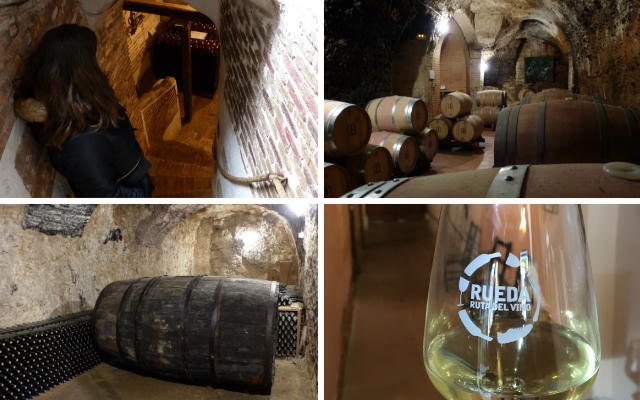 Visita enoturística en Bodega Muela - Destino Castilla y León